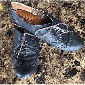 Aldo Shoes - Aldo Women's Casual Oxford Lace Up Shoes